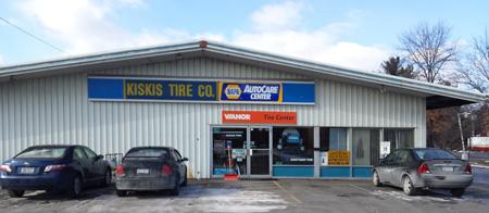 KisKis Tire Company